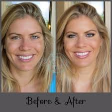 bronzer makeup before and after. bronzer makeup before and after t