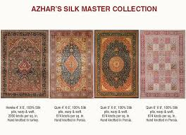 silk rug collections1