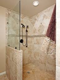 ... Medium Size of Shower:shower Walk In Designs Without Doors Showers  Houzz Tile Shower Without