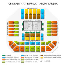 Alumni Arena Buffalo Seating Chart Northern Illinois Huskies At Buffalo Bulls Tickets 1 4