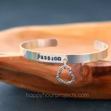 stamped charm bangle how to add eyelets to metal blanks at happyhourprojects