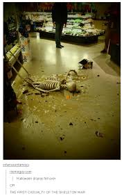The skeleton war approaches - Album on Imgur via Relatably.com