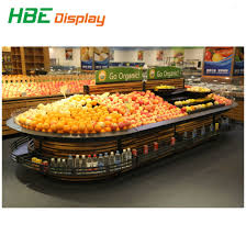Fruit And Vegetable Stands And Displays Classy China Supermarket Fruit Vegetable Storage Rack Display Stand Shelf