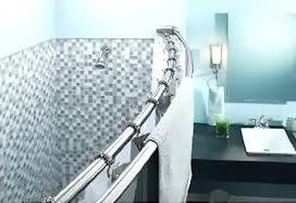 shower curtain rod ideas. Best Shower Curtain Rod Ideas For Tile Drill A