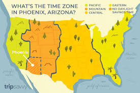 What Is The Current Local Time In Phoenix Arizona