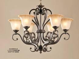 elegant lighting chandeliers traditional 6 light matte black iron traditional chandeliers