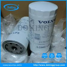 china truck oil filter 21707133 for