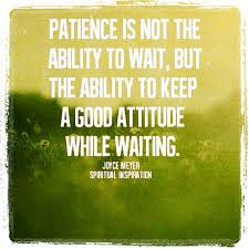 Patience Is A Virtue Quote Extraordinary Best Famous Quotations About Patience 48 Incredible Sayings