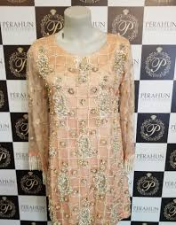 Waseem Noor Designer Waseem Noor Wn012 Organza Heavy Pearl Stone Work
