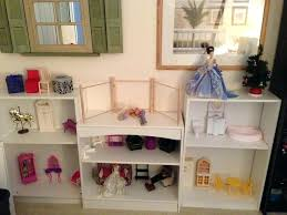 barbie furniture diy. Diy Barbie Furniture Dollhouse Using Bookshelves These Are The How To Make My Froggy Stuff