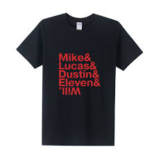 Mike Dustin Lucas Eleven – TshirtSpecialist.com