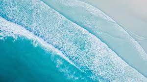 Beach Google Pixelbook Stock Wallpaper ...