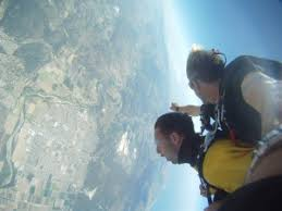 Memory Glass and Lemasters Consulting Go Skydiving! | The Memory Glass Blog