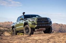 It's time to get out there and tackle your next big adventure. 3 Reasons To Avoid The 2021 Toyota Tacoma