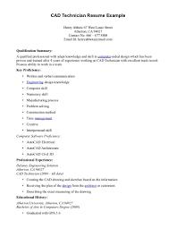 Cad Designer Resume Charming Cad Designer Resume Objective Contemporary Entry Level 24