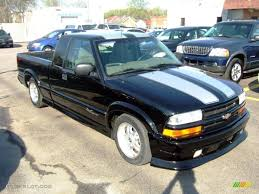 2003 Black Onyx Chevrolet S10 Xtreme Extended Cab #57875616 ...