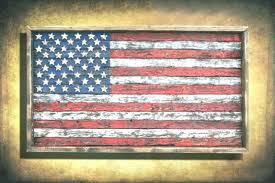 wall arts american flag wood wall art photo gallery of rustic viewing photos arts reclaimed