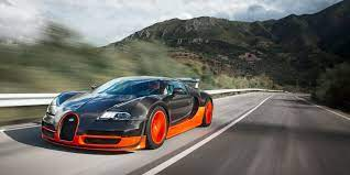 It came with about an additional 200 hp and a top speed of 258 mph. Bugatti Veyron 2011 Bugatti Veyron 16 4 Super Sport Review Car And Driver