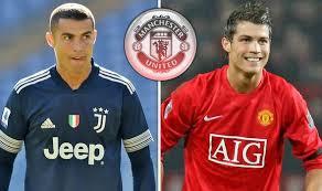 Colección de andrés rojas garbanzo • última actualización: Cristiano Ronaldo Is Considering A Return To Manchester United The Standard Sports