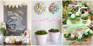 20 diy easter decorations to make homemade easter decorating ideas