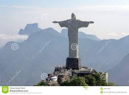 Cristo Il Redentore - Rio De Janeiro - Brasile Immagine Stock Editoriale -  Immagine di luogo, south: 28647809