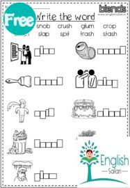 Vocabulary and word usage worksheets for grade 1. First Grade Consonant Blend Worksheets Letter