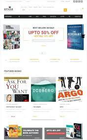 Free Bookstore Website Template Book Store Html Template Teran Co
