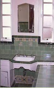 1940 Bathroom Design Simple Vanity Idea For Master Bath Original 48s Bathroom Inspiration