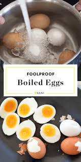 Boiling Eggs Chart How To Boil Eggs Perfectly Every Time