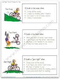 free printable for helping kids find just right books this reading mama