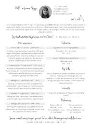 Free Microsoft Word Solicitor Cv Template Cv Template Master