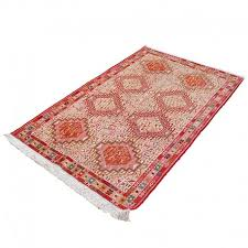 4 x 6 5 pure silk kilim area rug highest quality handmade