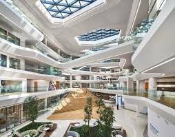 unilever office. Plain Office Unilever Headquarters  Aedas  Owen Raggett And Office N