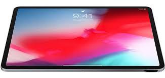 apple ipad pro 12 9 2018 in
