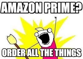 amazon prime day meme. Unique Amazon Amazon With Prime Day Meme