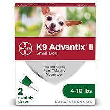Bayer K9 Advantix Ii Flea Tick And Mosquito Prevention For