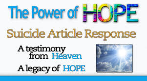 article response a testimony of