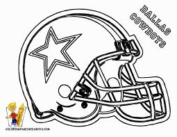 image for nfl football helmet coloring pages