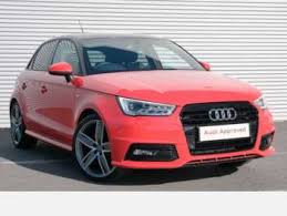 Used <b>Red Audi</b> A1 <b>Black</b> Edition Cars for Sale | Motors.co.uk