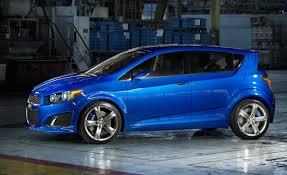 2013 Chevrolet Aveo Specs and Photos | StrongAuto