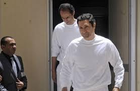 نتيجة بحث الصور عن علاء مبارك و مصطفي الجندي