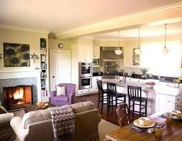 kitchen and living room ideas open plan