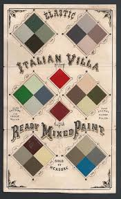 Albany Paint Colour Chart Details About Italian Villa Mixed Paint Sample Chips