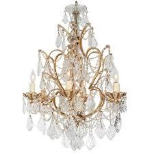 marie antoinette style italian crystal chandelier