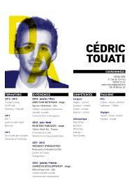 Cedric Touati Directeur Artistique Art Director Cv Resume