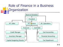 financial management assignment help expertsmind com role of finance in a business organization board of directors president vp s vp financial management assignment help