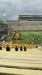 Faurot Field Seating Chart Seating Chart