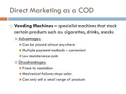 Importance Of Vending Machines Interesting Unit Place Pg Ppt Video Online Download