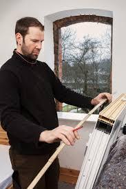 Fachgerechter Fenstereinbau Heimwerker Vor