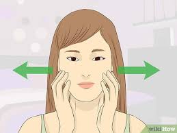 3 ways to get rid of laugh lines wikihow